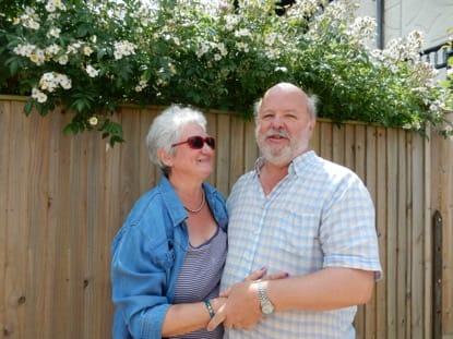 Nicole et Peter