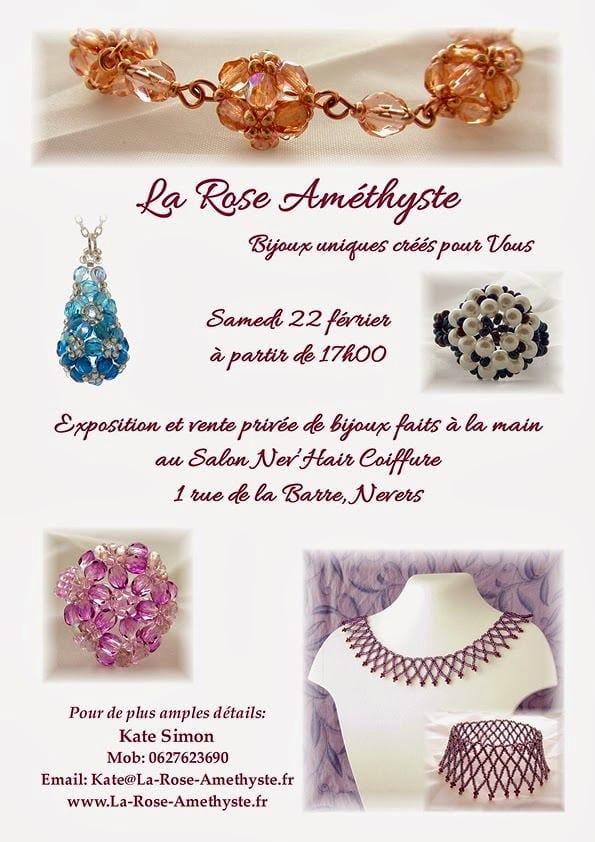 La Rose Amethyste